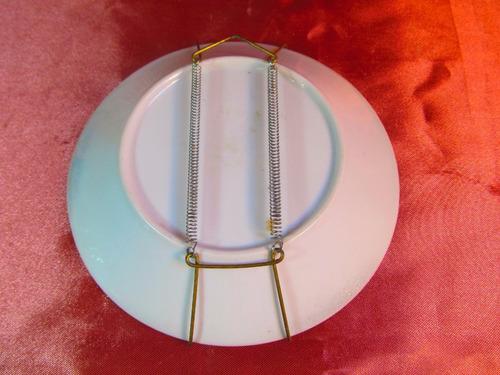 el arcon plato de porcelana imagen antigua 14cm 53503