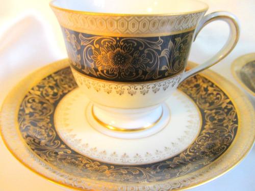 el arcon plato de porcelana made in japan noritake 12cm 8010