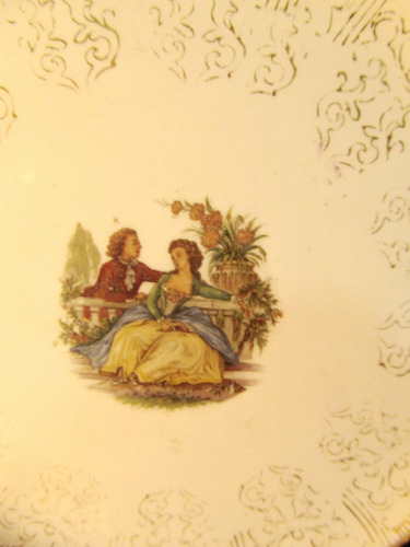 el arcon plato decorativo porcelana essex ind nacional 14010