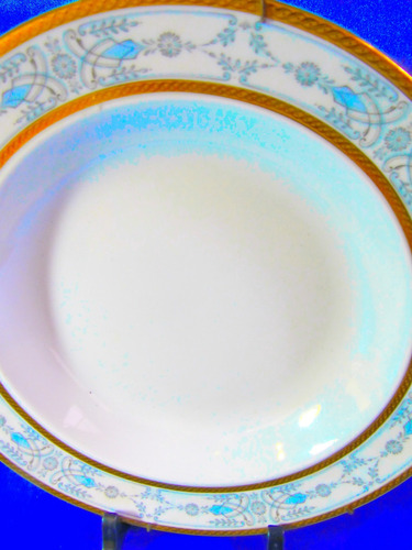 el arcon plato porcelana bavaria winterling roslau 22c 12104