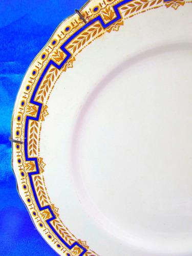 el arcon plato porcelana  england grindley  23cm hay 2 24107