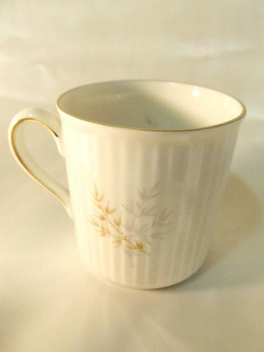 el arcon pocillo de cafe porcelana verbano filete oro 18023