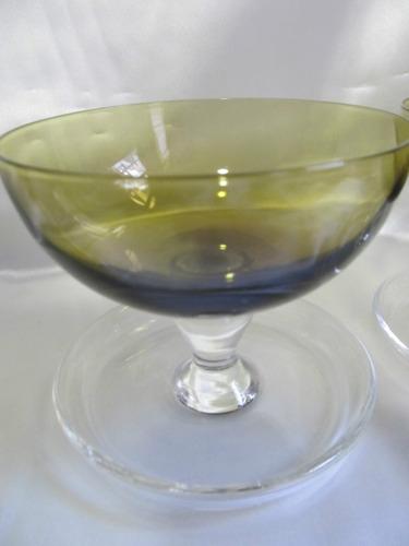 el arcon pomelerade  cristal  con presentoire 316