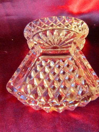el arcon preciosa caramelera dulcera  vidrio prensado 12011