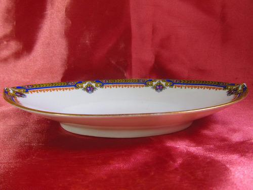 el arcon rabanera de porcelana limoges france 23,7cm 46516