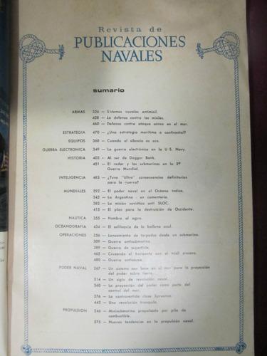 el arcon revista de publicaciones navales nro 613