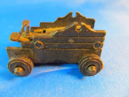 el arcon sacapuntas miniatura de metal coche 4,5cm 8543