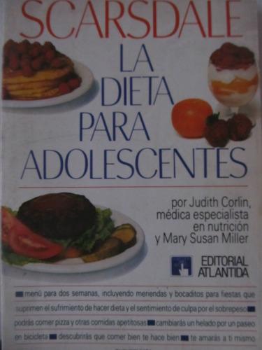 el arcon scarsdale la dieta para adolescentes