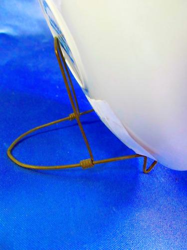 el arcon soporte atril para plato de exhibicion 12 cm 120