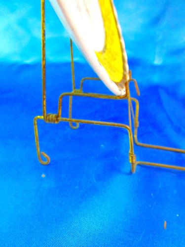 el arcon soporte atril para plato de exhibicion 15 cm 119