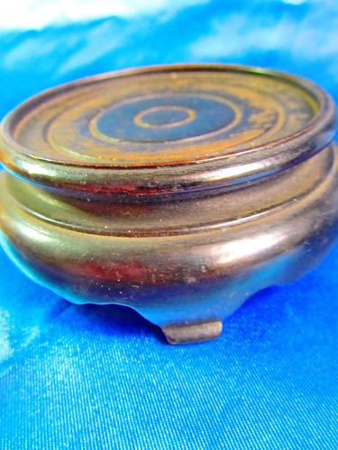 el arcon soporte base para jarron  de exhibicion de 9 cm 113