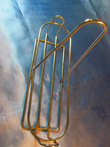el arcon soporte de metal para botellas aceitero etc 33082