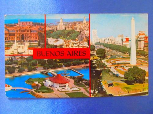 el arcon tarjeta postal bs as foto vistas de ciudad  431 04