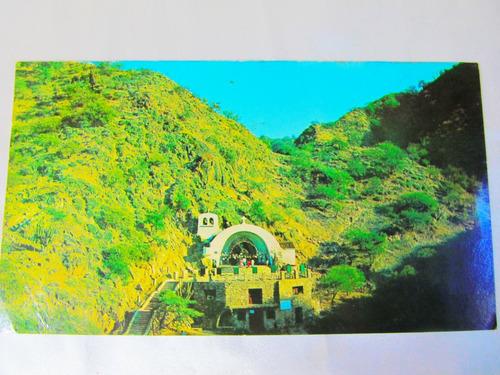 el arcon tarjeta postal catamarca gruta del valle 142  01