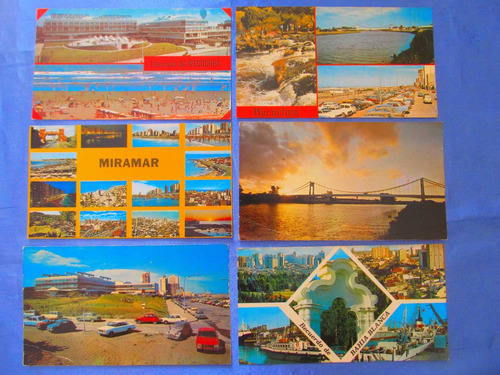 el arcon tarjeta postal fortin mercedes entrada  431 12