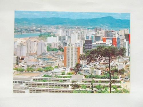 el arcon tarjeta postal foto de florianopolis vista parcial