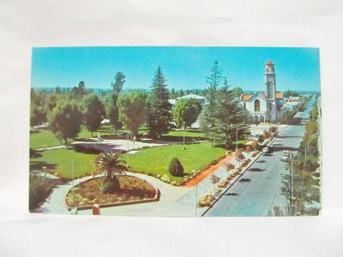 el arcon tarjeta postal foto de gral roca rio negro