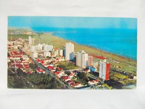 el arcon tarjeta postal foto de necochea vista aerea