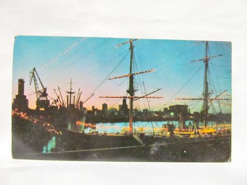 el arcon tarjeta postal foto de puerto buenos aires