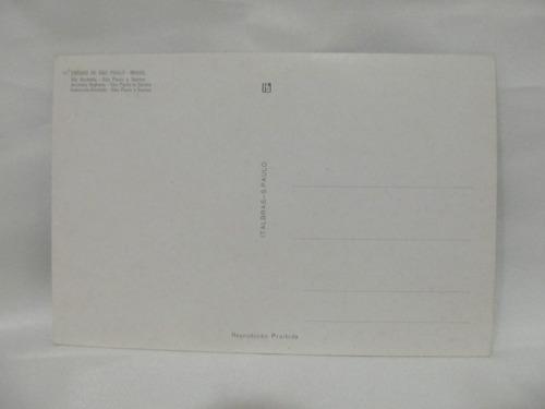 el arcon tarjeta postal foto de sao paulo brasil