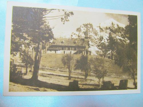 el arcon tarjeta postal foto  llao llao 1958  142  07