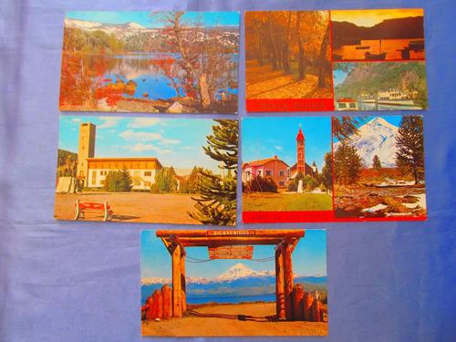 el arcon tarjeta postal foto san martin de los andes q quina