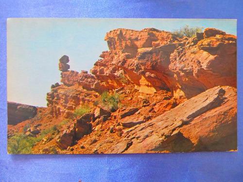 el arcon tarjeta postal la rioja los colorados  431 13