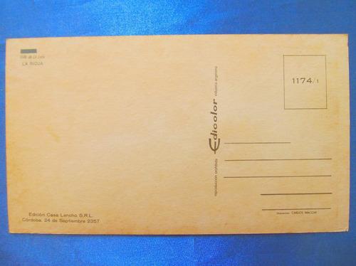 el arcon tarjeta postal la rioja valle de la luna 431 13