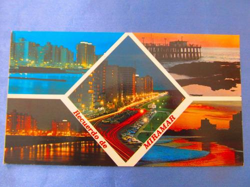 el arcon tarjeta postal miramar vistas nocturnas 431 12