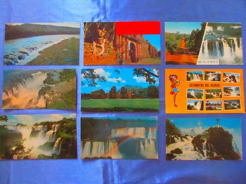 el arcon tarjeta postal misiones detalle del museo 43119