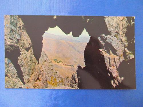 el arcon tarjeta postal sierra de la ventana  431 12