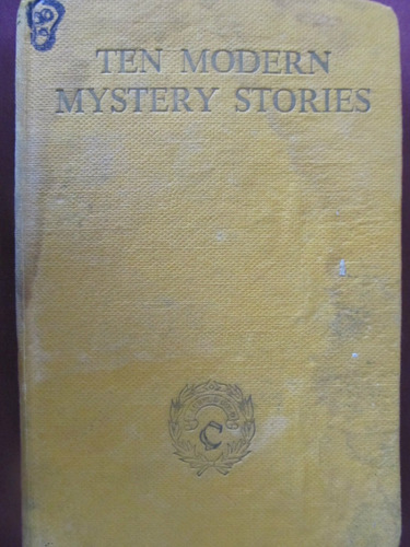 el arcon ten modern mystery stories