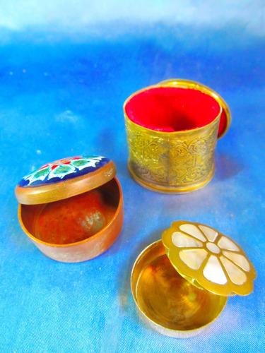 el arcon trio de alhajeros despojadores d bronce cobre 24058