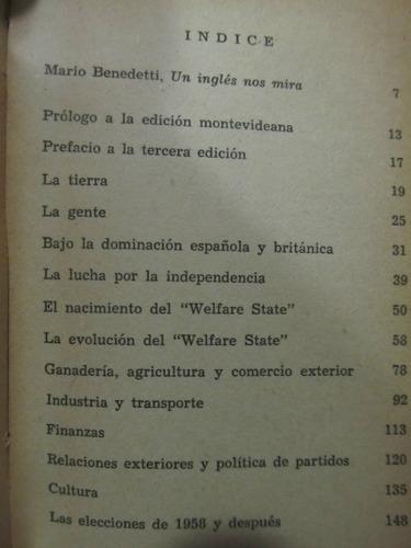 el arcon uruguay por george pendle de 1968 historia
