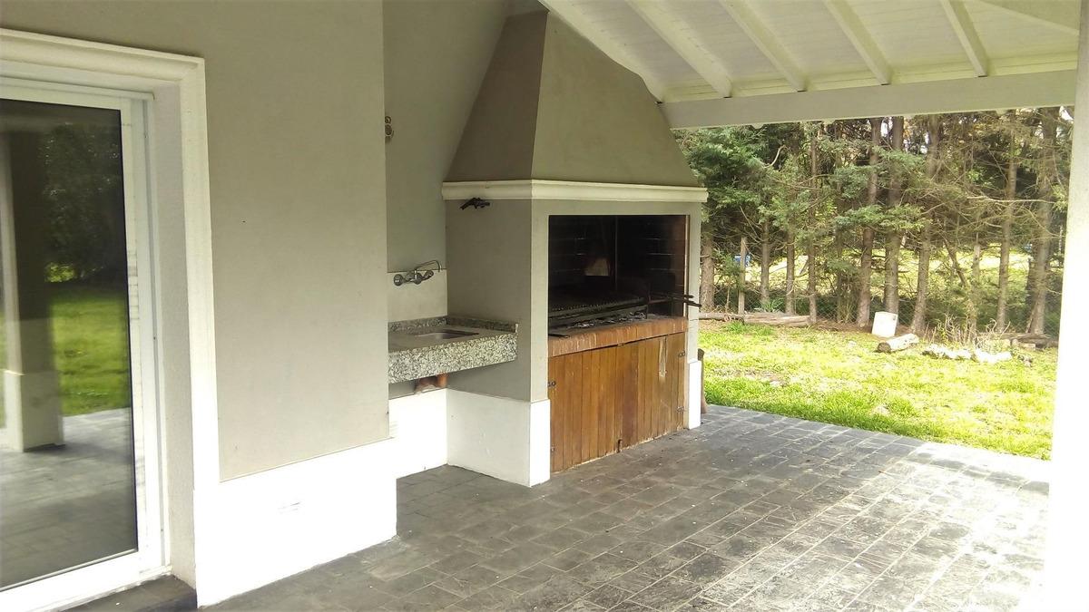 el aromo barrio privado - casa en venta