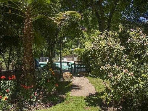 el arrayán / encantador jardín