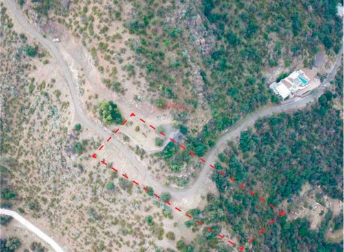 el arrayan, terreno con espectacular vis