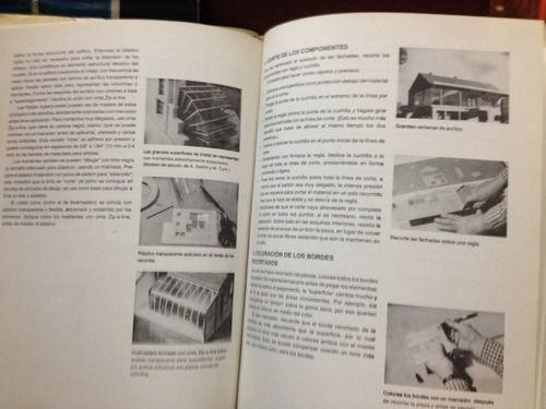 el arte de la maqueta arquitectónica. akiko buch-fuller moor