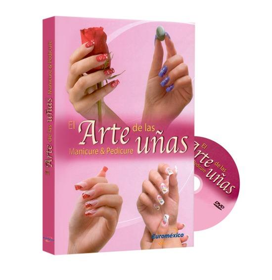 Uñas, Libro El Arte De Las Uñas, Pedicure, Manicure en Mercado Libre ...