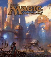 el arte de magic. the gathering. kaladesh(libro ciencia ficc