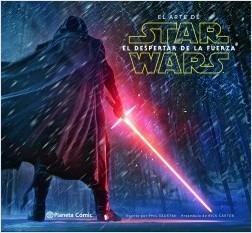 el arte de star wars el despertar de la fuerza tapa dura