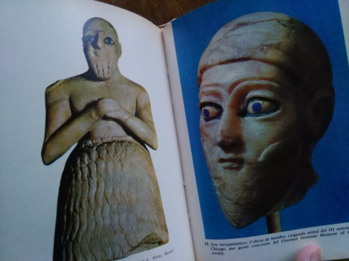 el arte del oriente próximo. egipto, mesopotamia. viscontea