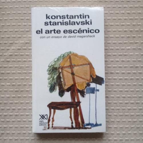 el arte escénico de konstantin stanislavski