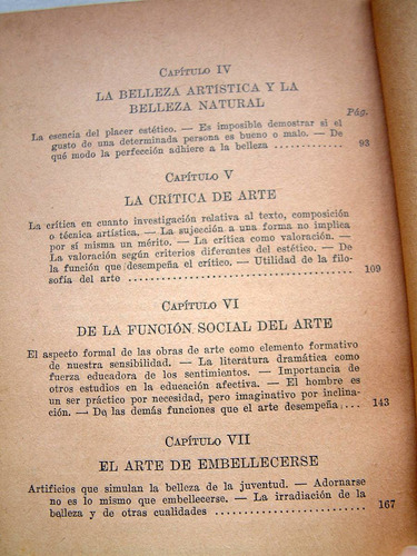 el arte, los criticos y usted, curt j. ducasse
