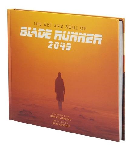 el arte y el alma de blade runner 2049 libro deluxe edition