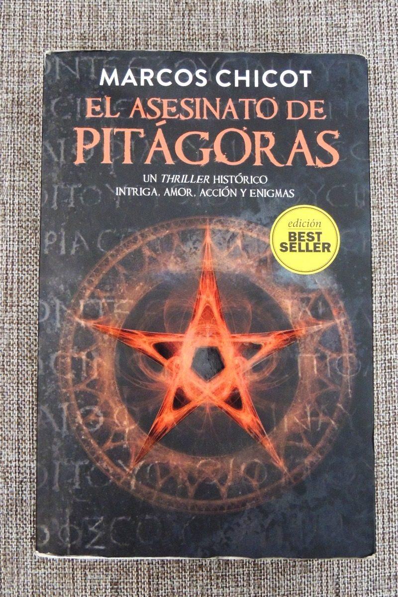 la hermandad serie el asesinato de pitagoras