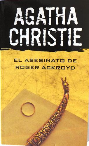 el asesinato de roger ackroyd agatha christie nuevo