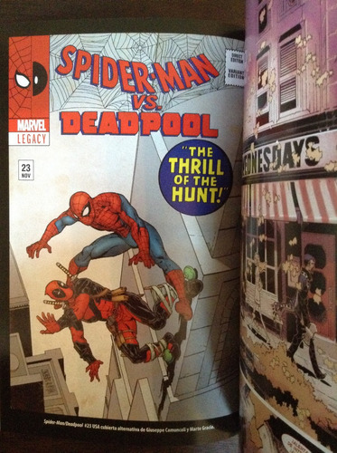 el asombroso spiderman 141. spiderman v/s masacre.