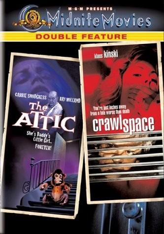 el atico - crawlspace - dvd midnite movies