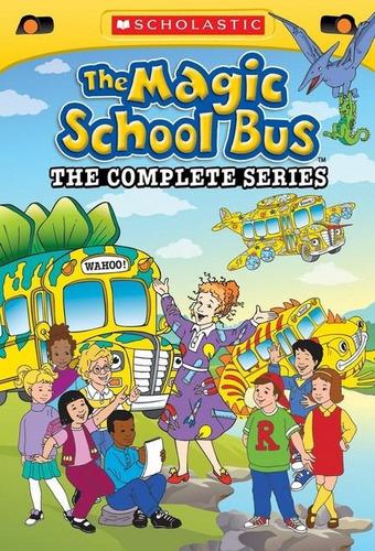 el autobus magico serie